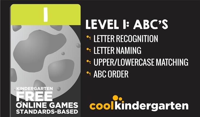 abc games - Cool Kindergarten