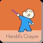 Harold's Purple Crayon Video