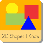 2D Shapes That I Know Harry Kindergarten Video