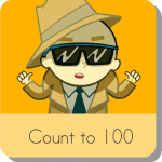 Count to 100 Detective Rap