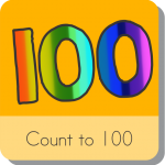 Count to 100 Harry Kindergarten