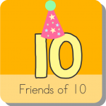 Friends of 10 Kindergarten Math Video