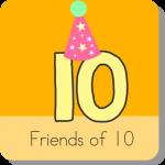 Friends of 10 Kindergarten Math Video