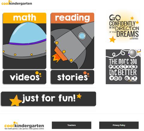 Cool Kindergarten - games for kids kindergarten